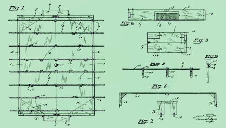 patente futbolin